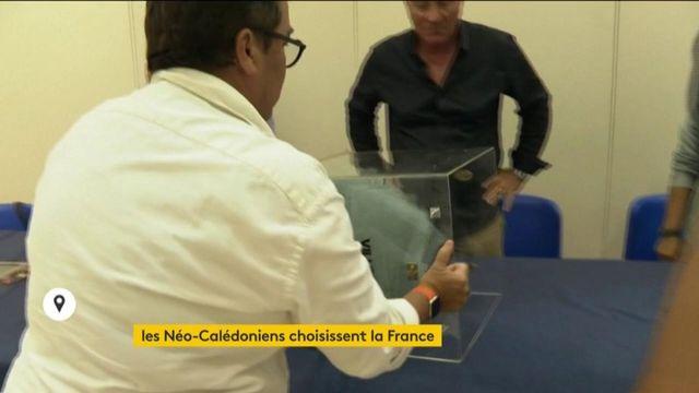 """Nouvelle-Calédonie : le """"non"""" l'emporte après une forte mobilisation V2"""