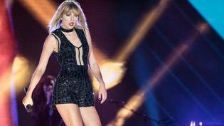 Taylor Swift, reine de la pop (2016)  (SUZANNE CORDEIRO / AFP)