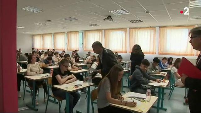 Baccalauréat : dernière ligne droite avant le début des examens lundi