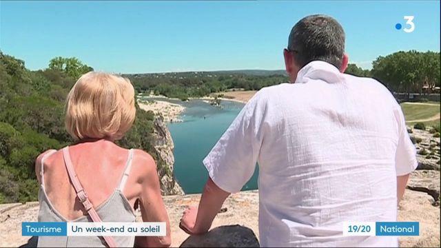 Tourisme : un week-end de l'Ascension placé sous le signe du soleil