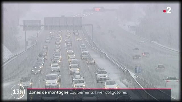 Montagne : les équipements hiver obligatoires au 1er novembre
