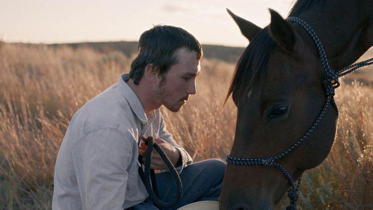 "Brady Jeandreau dans ""The Rider""  (DR)"