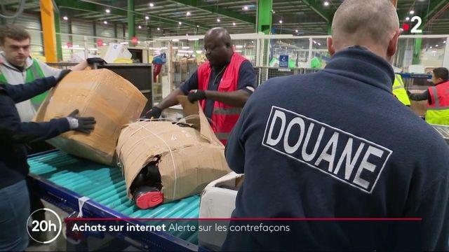 Achats sur internet : alerte sur les contrefaçons