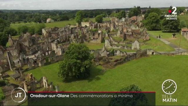 Oradour-sur-Glane: des commémorations a minima
