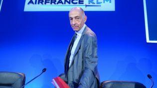 Jean Marc Janaillac, président d'Air France-KLM (Air France)