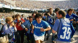 """Image du film """"Diego Maradona"""" deAsif Kapadia. (Mars Films)"""