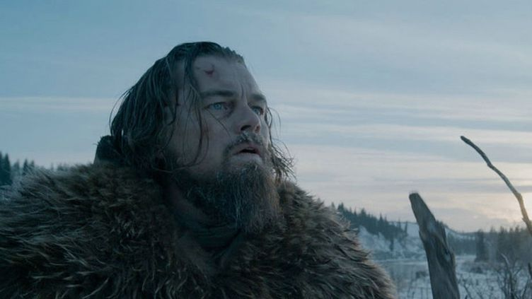 "Leonardo Di Caprio dans ""The Revenant"" (2015)  (Twentieth Century Fox France)"