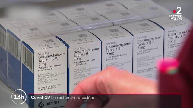 Coronavirus : qu'est-ce que le dexaméthasone ?