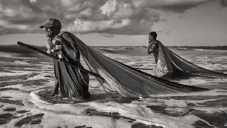 Des pêcheurs à Pangani en Tanzanie. (GILLES NICOLET)