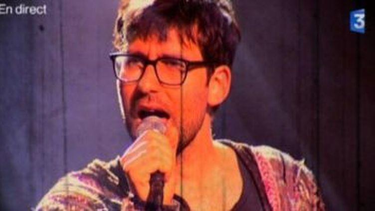 "Jamie Lidell chante en live ""Enough's enough""  (Culturebox)"