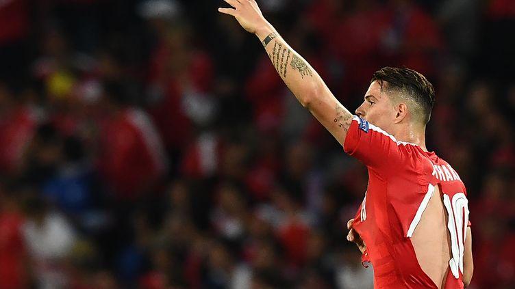 Puma doit revoir sa copie pour la solidité de ses maillots (FRANCK FIFE / AFP)