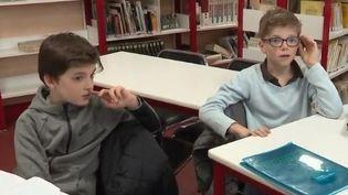 école (FRANCE 2)