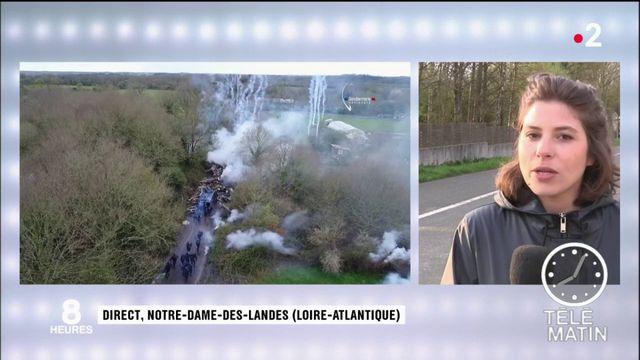 Notre-Dame-des-Landes : une quatrième journée d'opération très redoutée