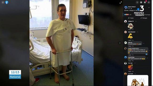 Témoignage : un patient atteint du Covid-19 raconte son combat
