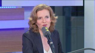 Nathalie Kosciusko-Morizet était l'invitée de franceinfo, le 22 novembre 2016. (FRANCEINFO)