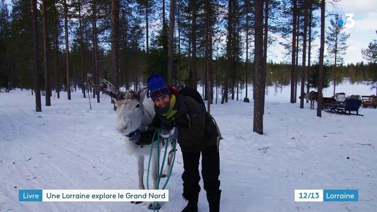 """Katia Astaieff, auteure de""""Comment voyager dans le Grand Nord quand on est petite, blonde et aventureuse"""" (Katia Astaieff,)"""