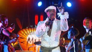 La star congolaise Koffi Olomidé, ici en 2005.  (Seyllou / AFP)