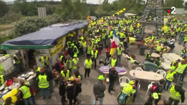 Gilets jaunes : rassemblement dans le Var