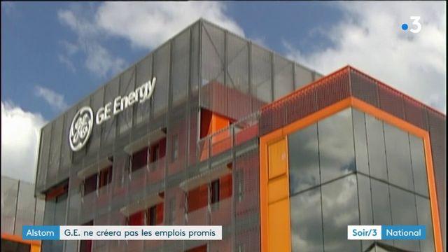 Économie : General Electric ne créera pas les emplois promis