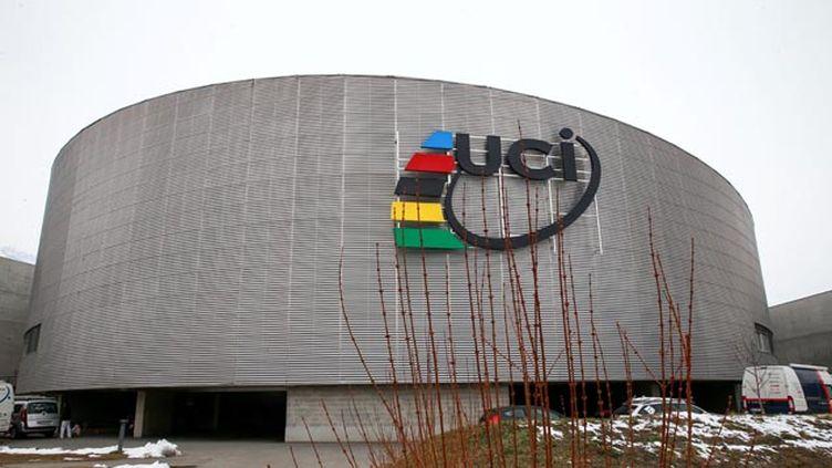 (Le rapport est très critique sur la gestion du cas Armstrong par l'UCI © Maxppp)