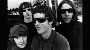 The Velvet Underground au Castle de Los Angeles en 1966.  (Gérard Malanga)