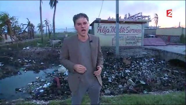 Haïti : au  cœur des zones sinistrées