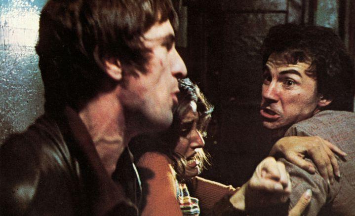 Robert de Niro et Harvey Keitel dans Mean Streets (1973) de Martin Scorsese  (ARCHIVES DU 7EME ART / PHOTO12)