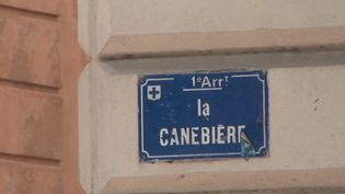Marseille : la Canebière, un lieu historique de la ville (France 3)