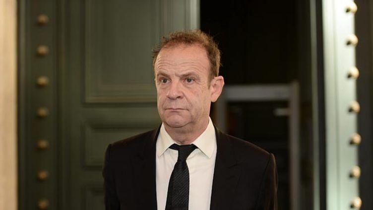 (Le parquet a requis trois ans de prison à l'encontre de Francois-Marie Banier © Maxppp)