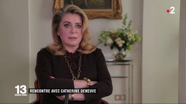 Cinéma : rencontre avec Catherine Deneuve
