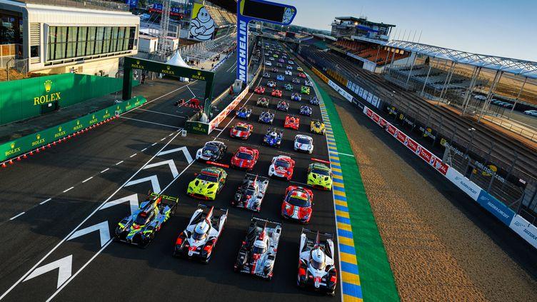 Les 59 voitures des 88èmes 24 Heures du Mans (JOHN ROURKE)