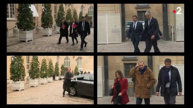 """""""Gilets jaunes"""" : Edouard Philippe reçoit des leaders politiques pour désamorcer la crise"""