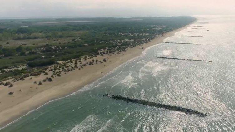 Gard : la plage de l'Espiguette, une étendue de sable indomptable (FRANCE 2)
