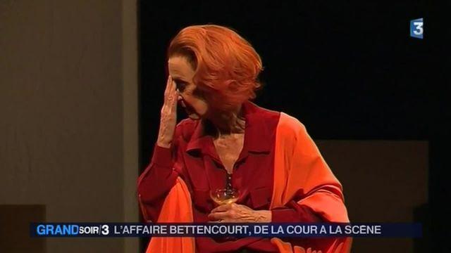 L'affaire Bettencourt portée au théâtre
