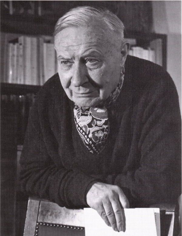 Le peintre André Masson ( 1896-1987)  (wikimedia commons)