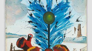 SALVADOR DALI Coeur (Corazon) - 1968 (STUDIO SEBERT)