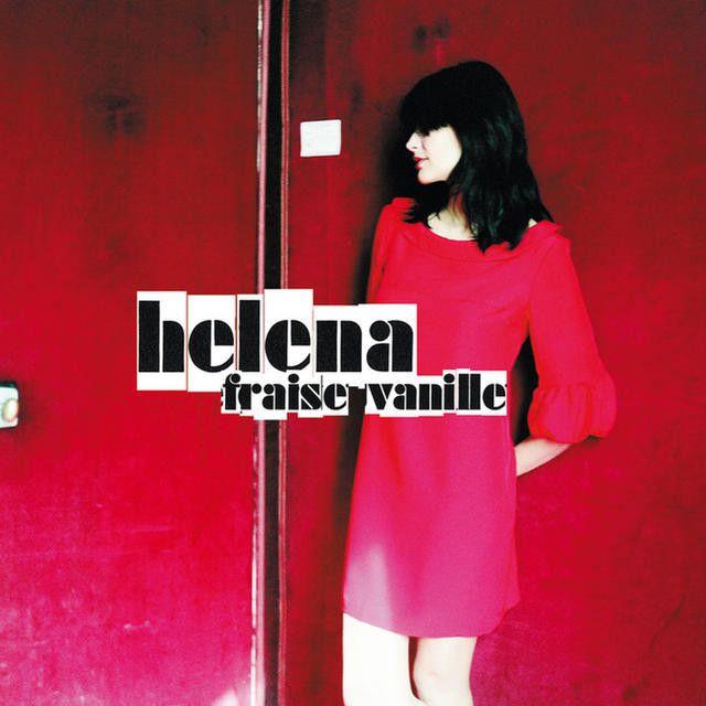 Album fraise vanille d'Helena Noguerra