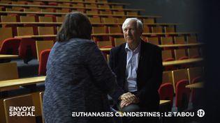 Euthanasies à l'hôpital public : un médecin lève un tabou (ENVOYÉ SPÉCIAL  / FRANCE 2)