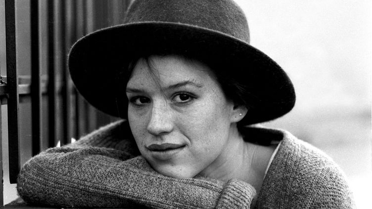 "Molly Ringwald, le 30 janvier 1985. Année de sortie de ""Breakfast Club"". (BOB RIHA JR / ARCHIVE PHOTOS)"