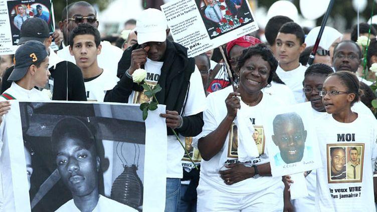 (Les meurtres de Kévin et Sofiane en septembre 2012 avaient provoqué une vague d'indignation © MaxPPP)