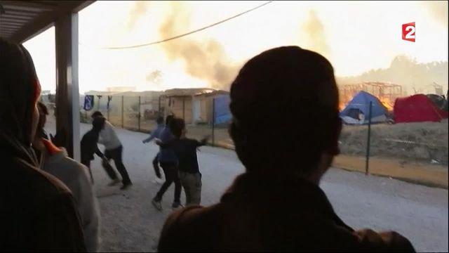 Migrants : une rixe a éclaté à Calais