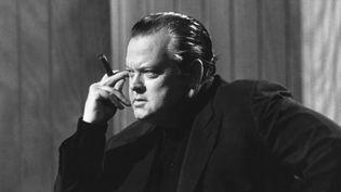 Le réalisateur, acteur et producteur Orson Welles, 1970  (MARY EVANS/SIPA)