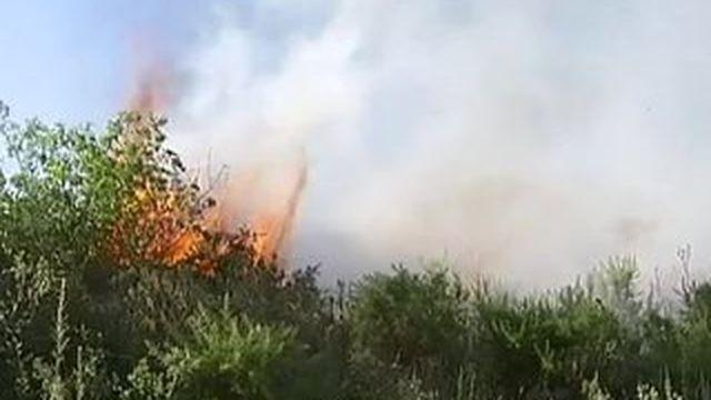 Les Bouches-du-Rhône touchées par un incendie d'ampleur