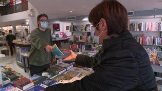 A Marseille, certaines librairies se sont lancées dans le Quick and Collect (France 3)