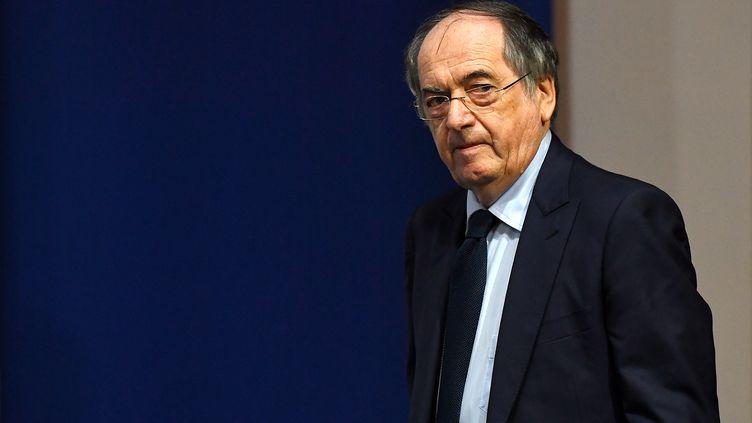 Le président de la FFF Noël Le Graët (FRANCK FIFE / AFP)