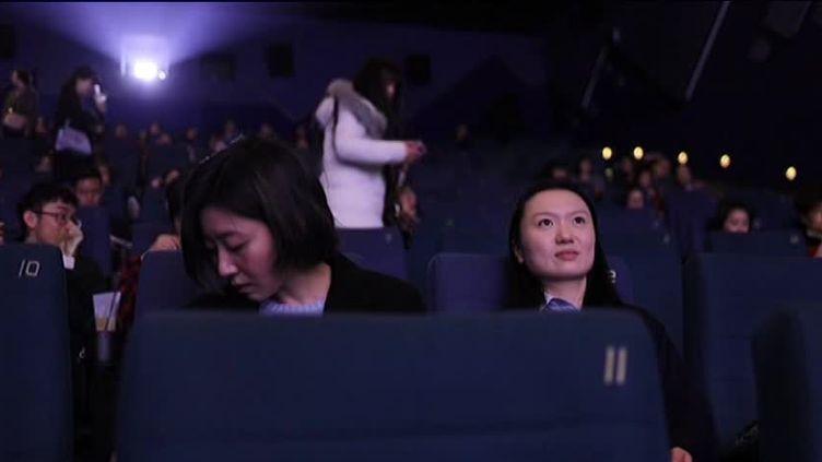 15 millions de Chinois ont vu un film français en 2017.  (Culturebox - capture d'écran)