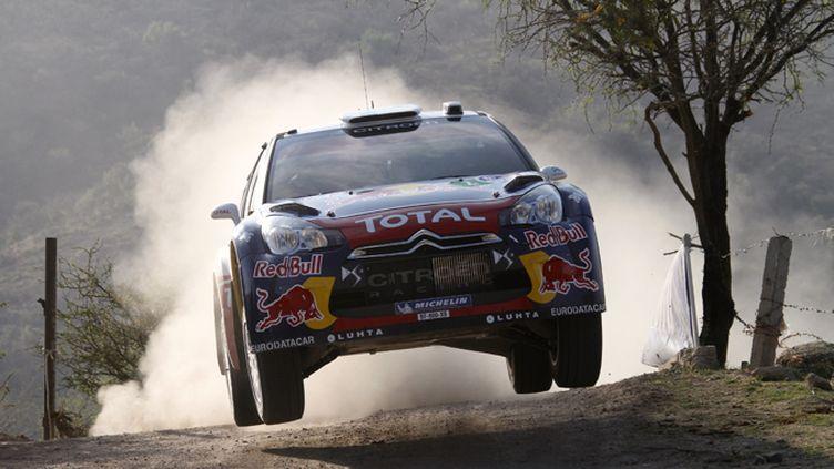 Mikko Hirvonen (Citroën DS3 WRC)