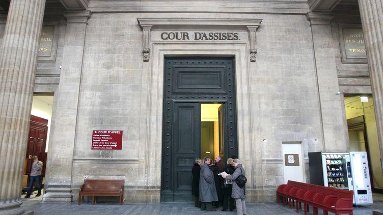 La cour d'assises de la Gironde. (STEPHANE LARTIGUE / MAXPPP)