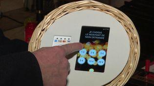 La quête digitale fait son apparition dans le diocèse de Strasbourg (France 3 Alsace)