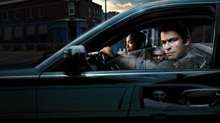 """La série """"The Wire"""" et l'un de ses héros, McNulty, devenus cultes en cinq saisons. (HBO)"""